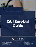dui survival guide